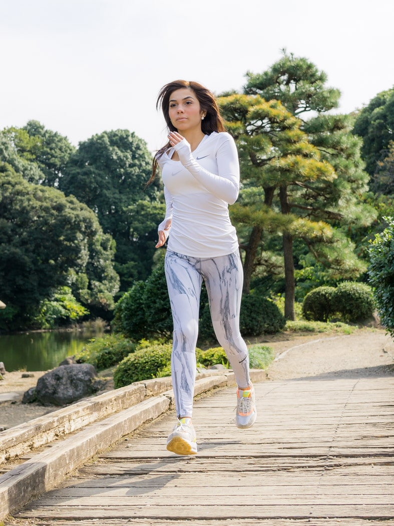 Dica de fitness - faça jogging