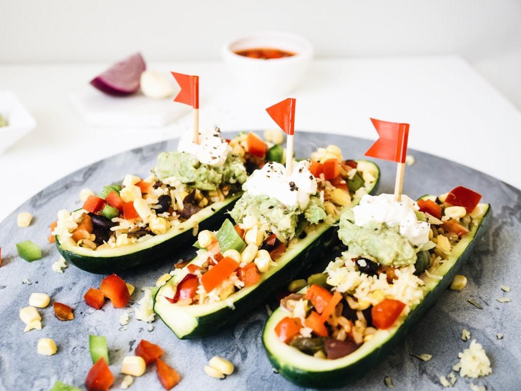 Zucchini Boats Recipe - Blog Post 1