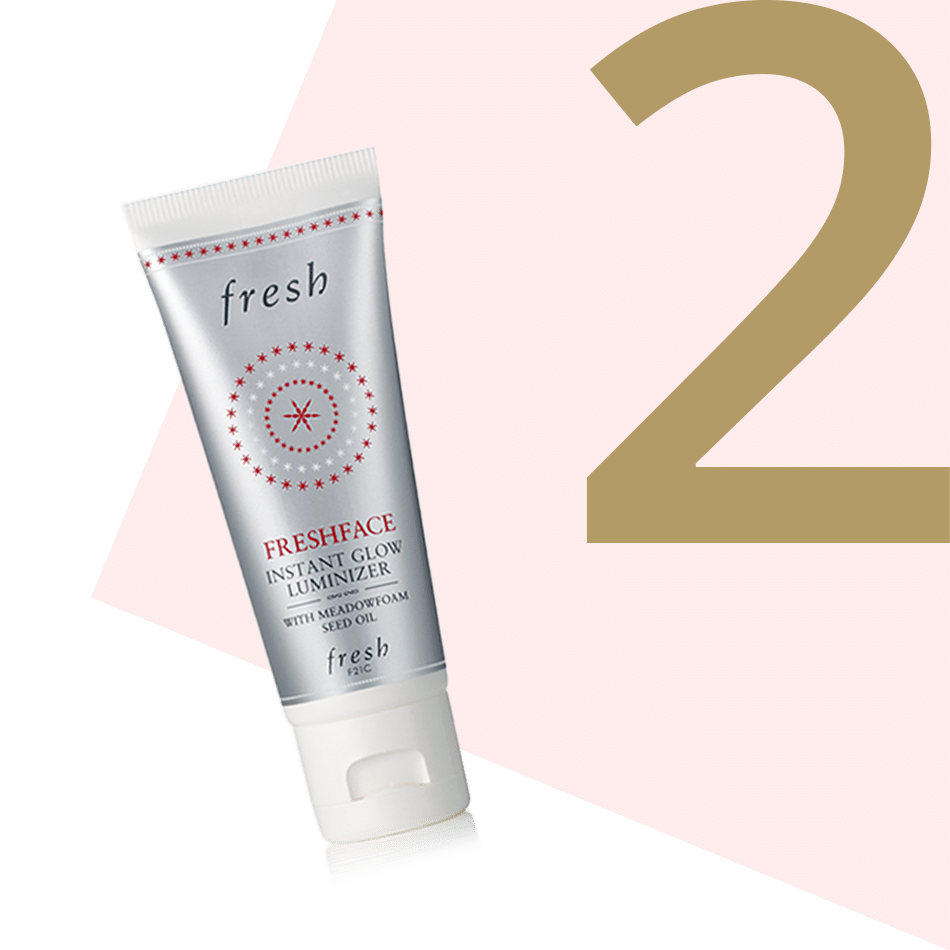 My latest obsessions and products - Freshface luminizer