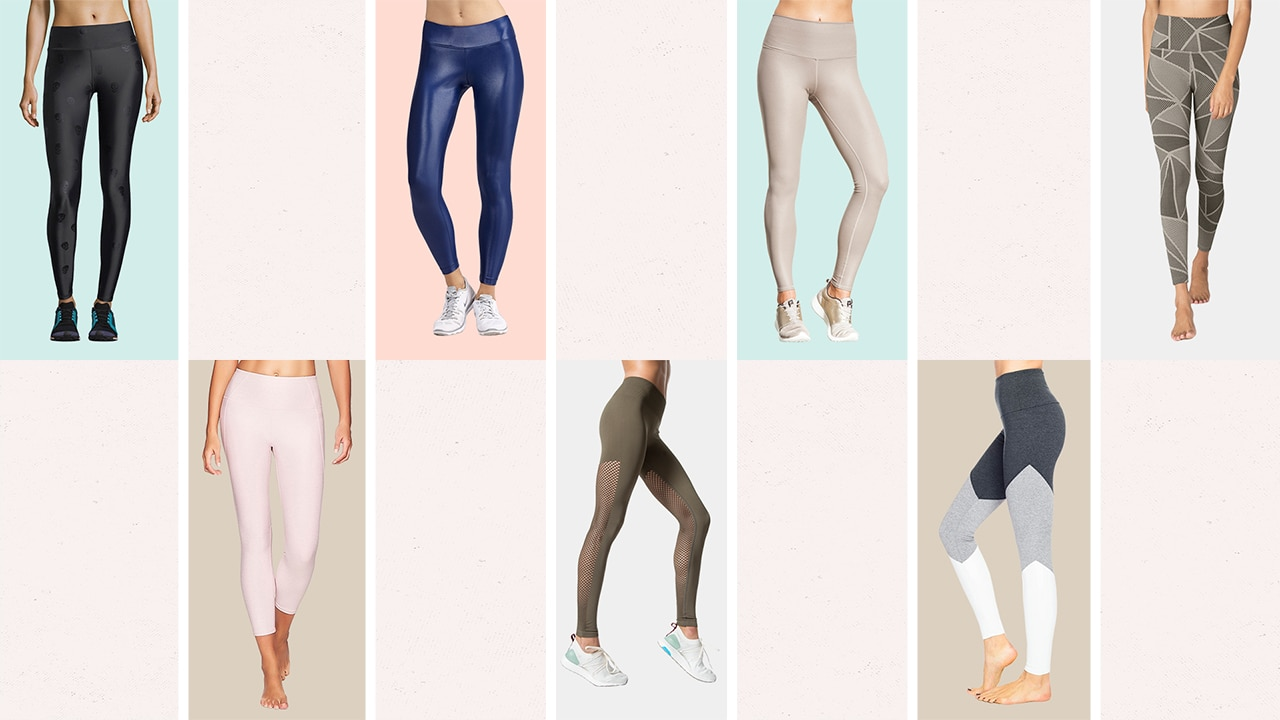 My Favorite Leggings under $100 - Here you have them...