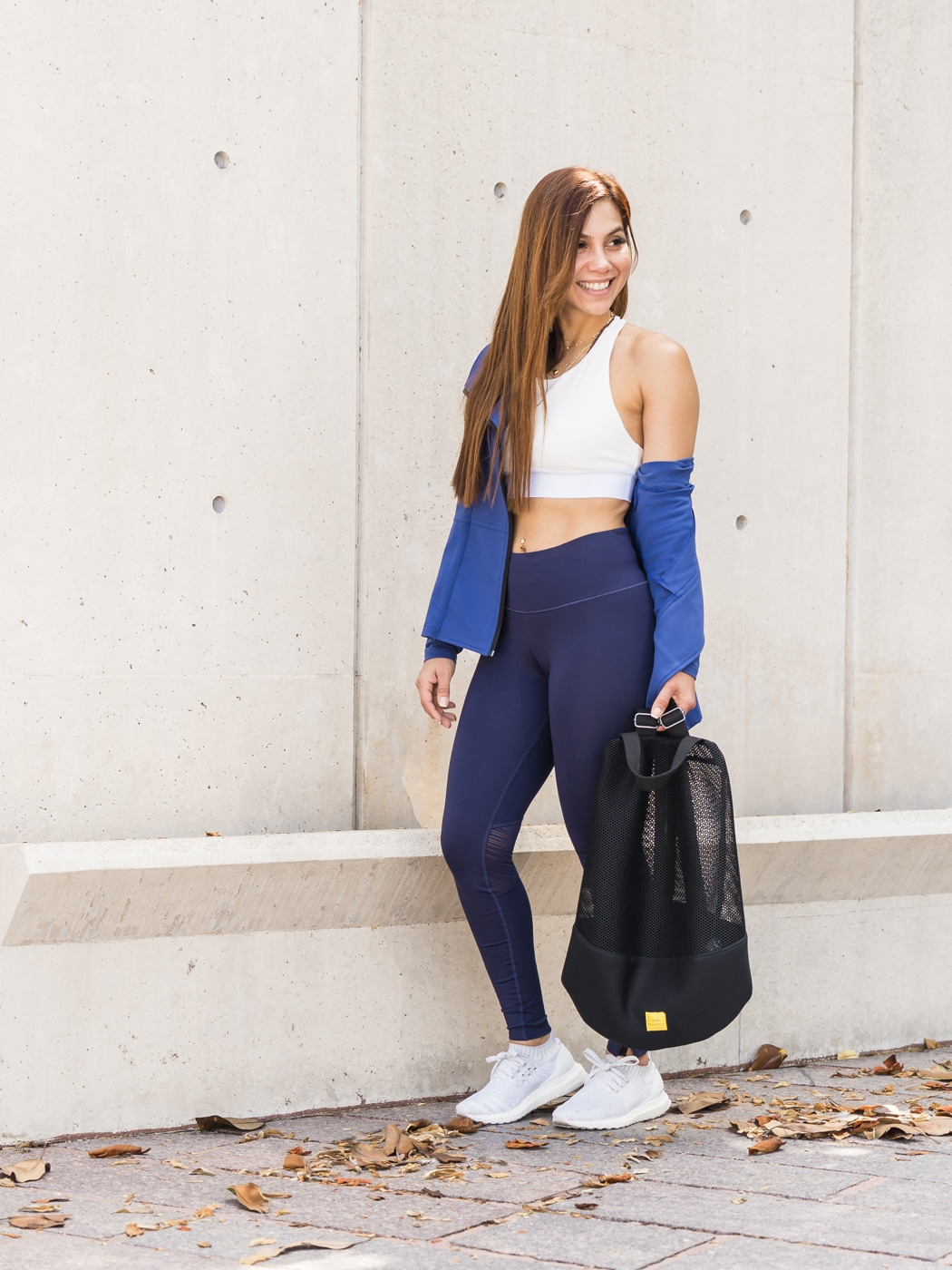 A chic gym bag should be part of your gym essentials